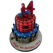Spiderman Cake from £125