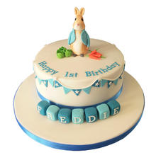 Peter Rabbit Cake from £90