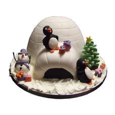 Igloo Xmas Cake £80
