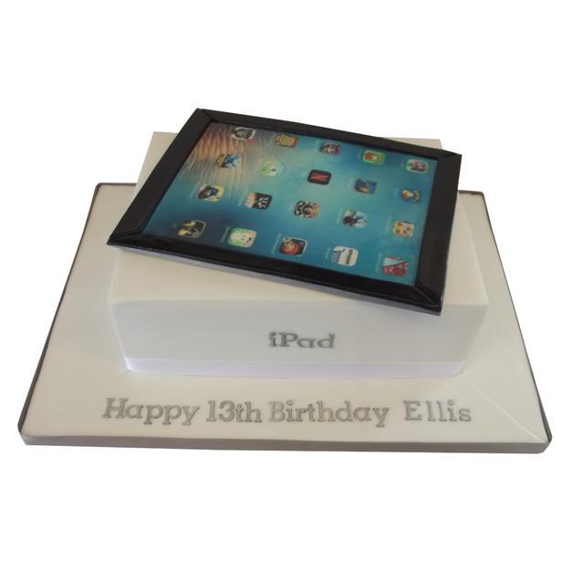 Ipad Cake from £95