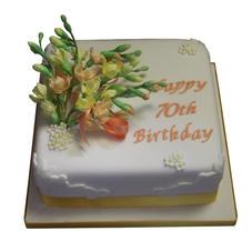 Freesia Cake from £95