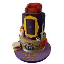 Central Perk Cake from £225