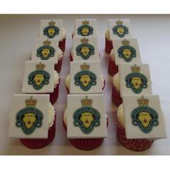 British Legion Cupcakes