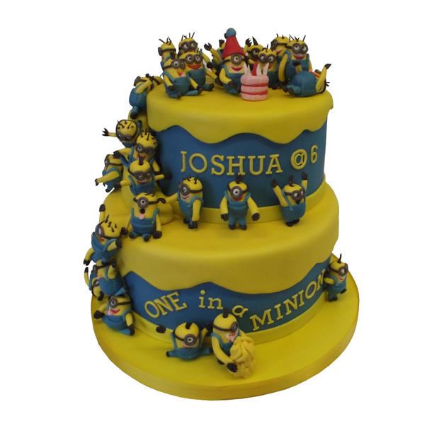 Minions Cake from £125