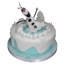 Olaf Cake from £85