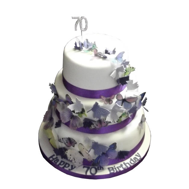 Butterfly Cake from £250