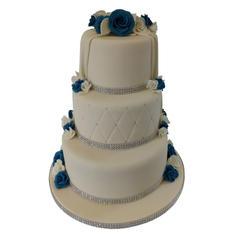 Mario Wedding Cake-Front