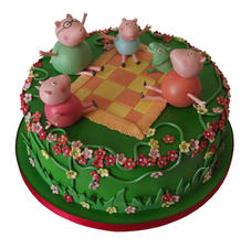 Peppa Pig Cake from £150