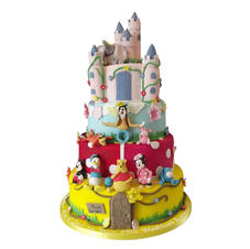 Disney-Style Cake from £500