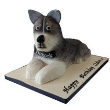 3D Dog Cake from £175