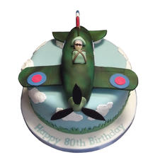 Spitfire Cake from £90