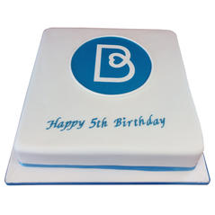 Large Corporate Cake from £225