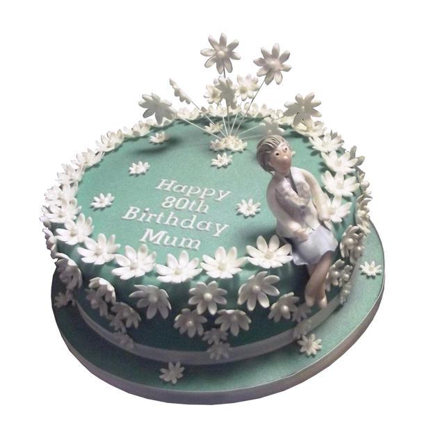 Daisy Cake & Model from £110
