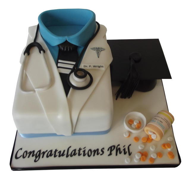Doctors Cake from £110