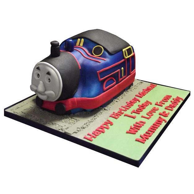Thomas Tank Engine Cake from £85