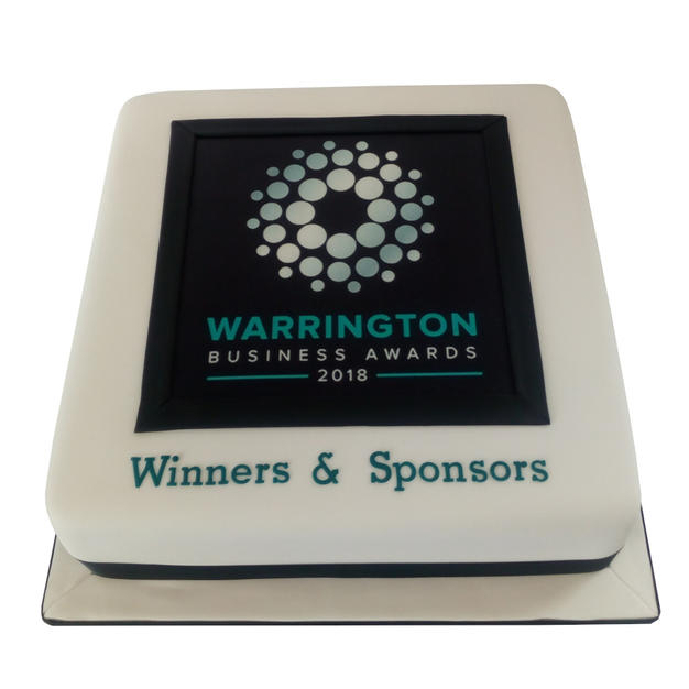 Corporate Cake from £150
