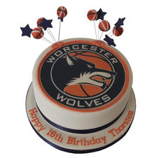 Basketball Cake from £75
