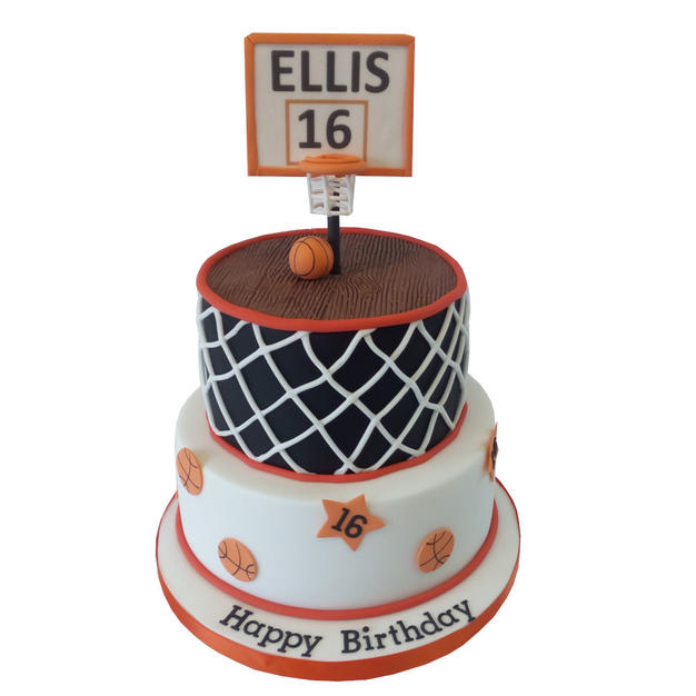 Basketball Cake from £125