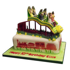Rollercoaster Cake from £150