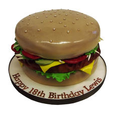Burger Cake from £85