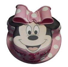 Minnie Cake from £75