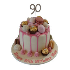 90th Birthday Cake £85
