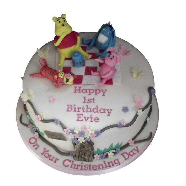 Winnie The Pooh Cake  from £125