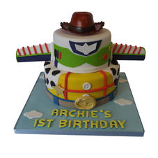 Toy Story Cake from £150