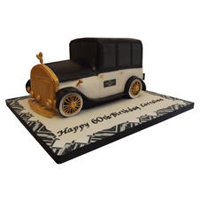 Great Gatsby Car Cake from £175