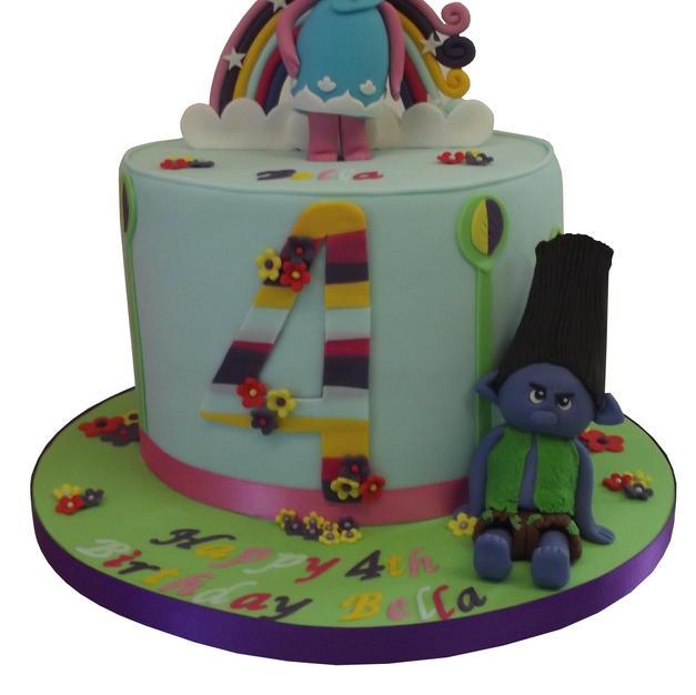 Trolls Cake from £150