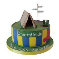 Festival Cake from £85