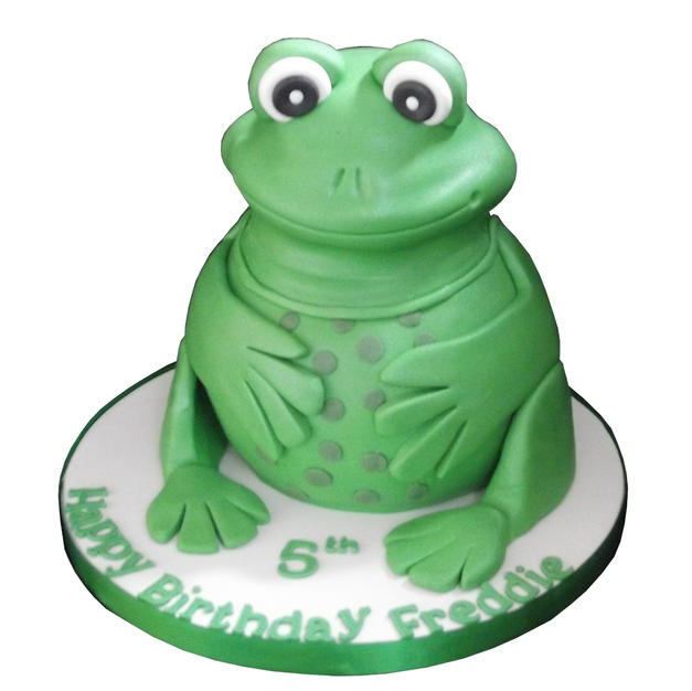 Frog Cake from £90