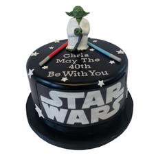 Star Wars Cake from £100