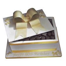 Chocolate Box Cake from £125
