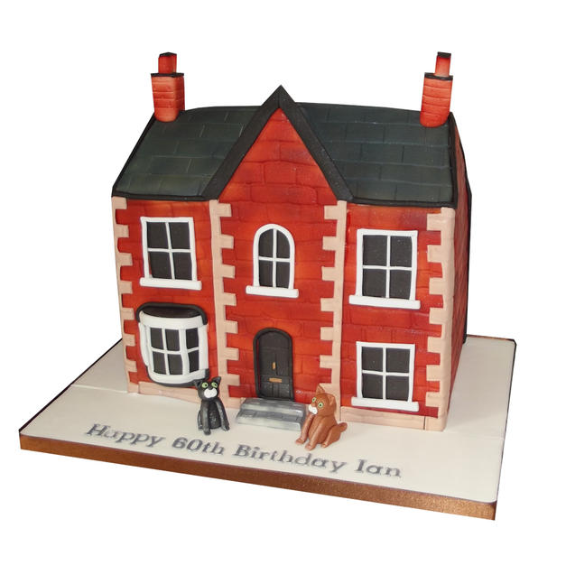 House Cake from £200