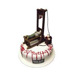 Guillotine Cake from £110