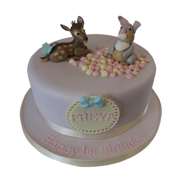 Bambi Cake from £85