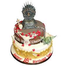 Game of Thrones Cake from £225