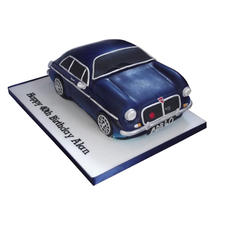MGB GT Cake from £100
