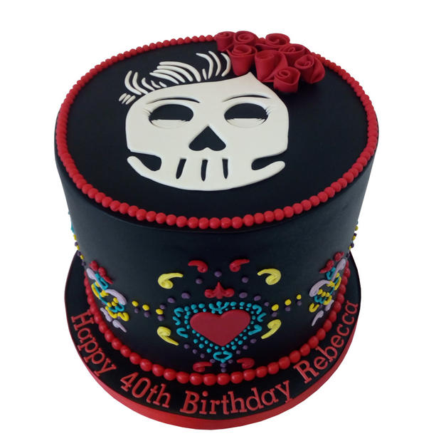 Day of the Dead Cake from £150
