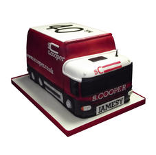 Truck Cake from £200