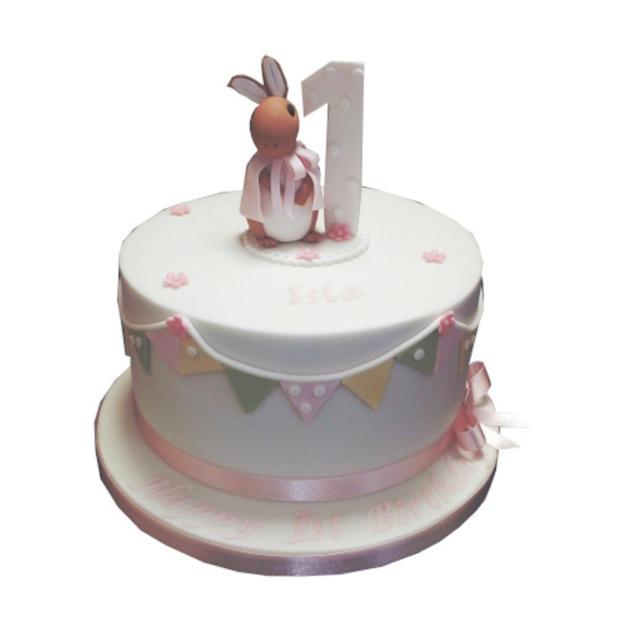 Rabbit  Cake from £90