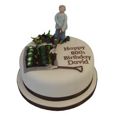 Allotment Cake from £95