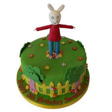 Simon Rabbit Cake from £90