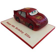 Lightning McQueen Cake from £100