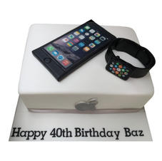Apple I-Phone Cake from £90