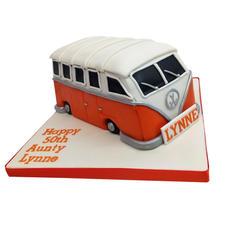 Campervan Cake from £90