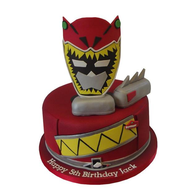 Power Rangers Cake from £125