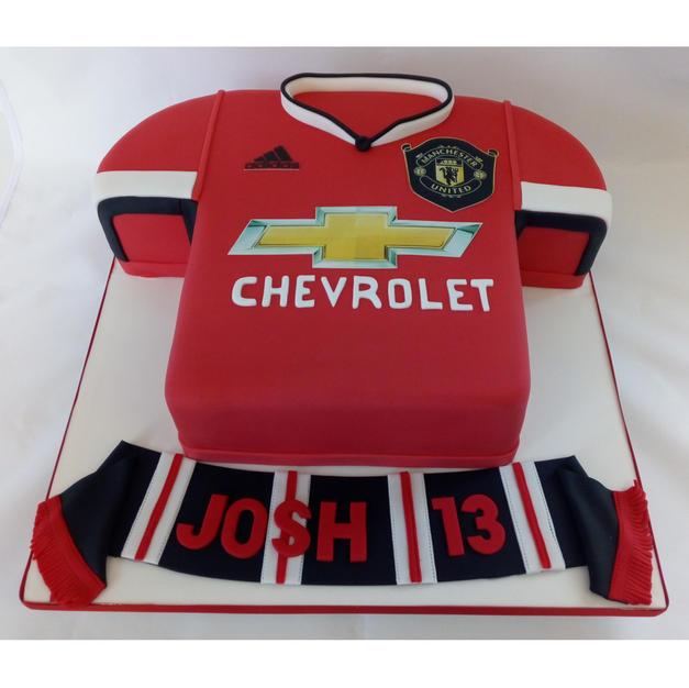 Football Shirt from £150