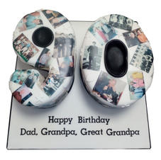 90th Birthday Cake from £125